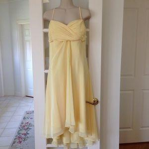 David's Bridal Chiffon Bridesmaid/Mother of Bride